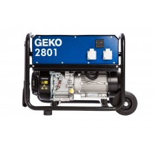 Geko Aggregaat 2801 Professional Benzine