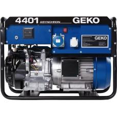 Geko Aggregaat 4401 Professional Benzine