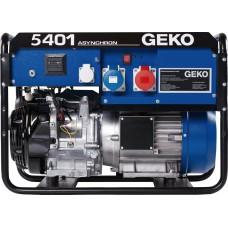 Geko Aggregaat 5401 Professional Benzine