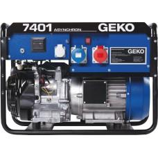 Geko Aggregaat 7401 Professional Benzine