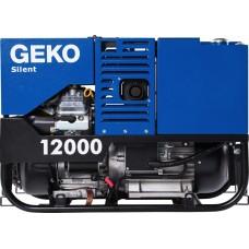 Geko Aggregaat 12000 Silent Benzine