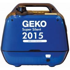 Geko Aggregaat 2015 Super Silent Benzine