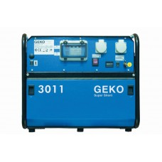 Geko Aggregaat 3011 Super Silent Benzine