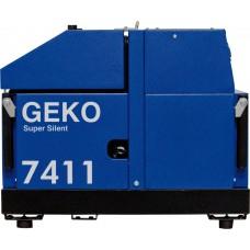 Geko Aggregaat 7411 Super Silent Benzine