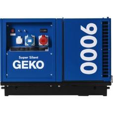 Geko Aggregaat 9000 Super Silent Benzine
